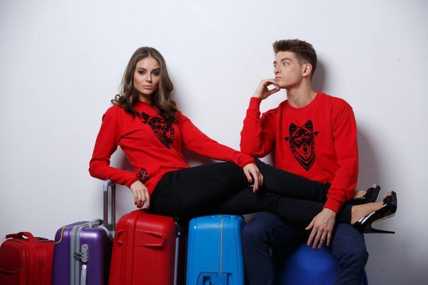 Imanto Boiko nuotr./Agnė Kavaliauskaitė ir Tomas Legenzovas