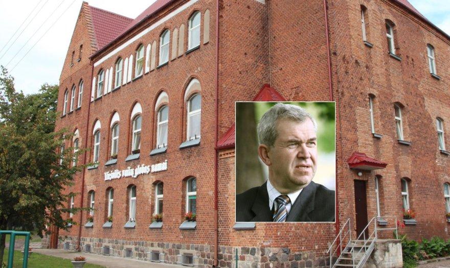 Pedofilija Viešvilės vaikų namuose: pagrindinis įtariamasis – direktorius Algimantas Liaudaitis