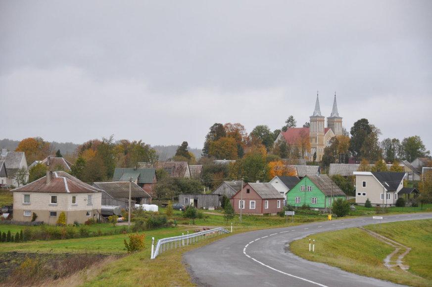 Žarėnų miestelis