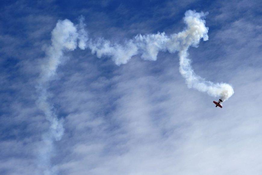 Akrobatinis skraidymas