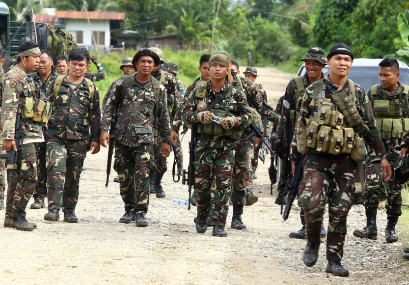Filipinų kariai