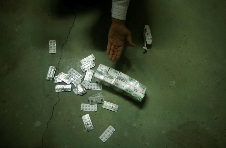 """""""Tramadol"""" tabletės"""