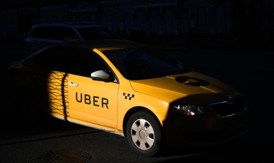 """""""Sputnik""""/""""Scanpix"""" nuotr./""""Uber"""""""