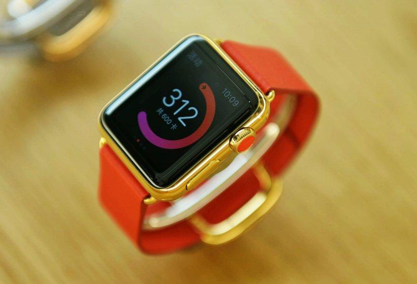 """Apple Watch"" laikrodis"