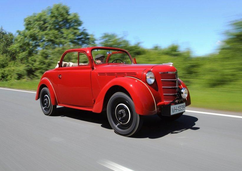 """1938-ųjų """"Opel Kadett"""""""