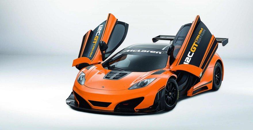 """""""McLaren 12C GT Can-Am Edition"""""""