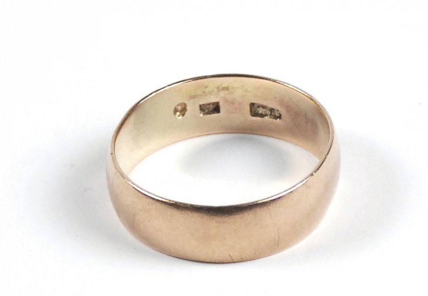 Lee Harvey Oswaldo vestuvinis žiedas
