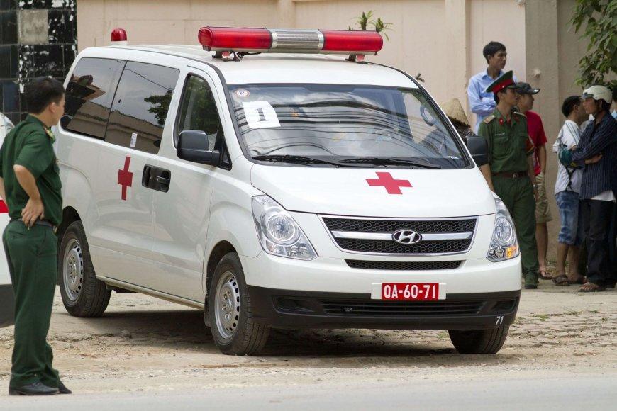 Sraigtasparnio katastrofa Vietname