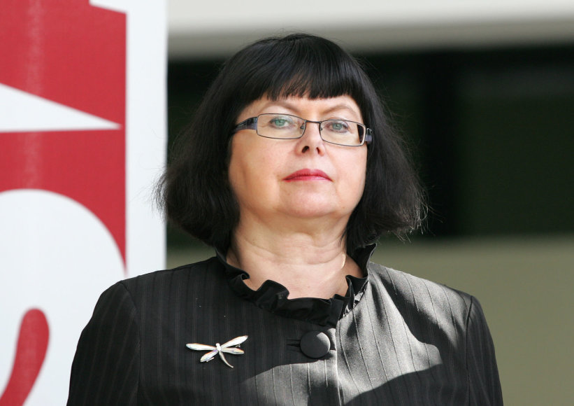 Premjero patarėja Jūratė Juozaitienė