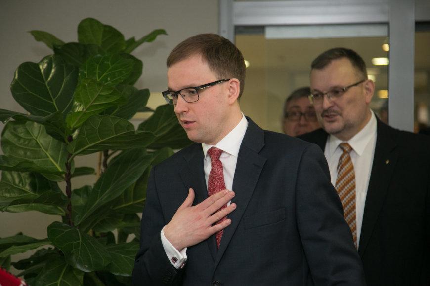 Juliaus Kalinsko/15min.lt nuotr./Vytautas Gapšys