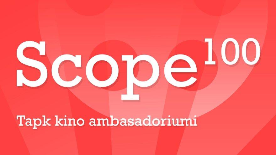 """""""Scope100"""" kviečia išrinkti filmą, kurį pamatys visa Lietuva"""