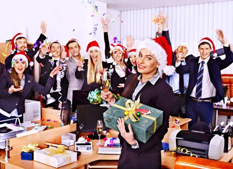 Kalėdinis darbo vakarėlis