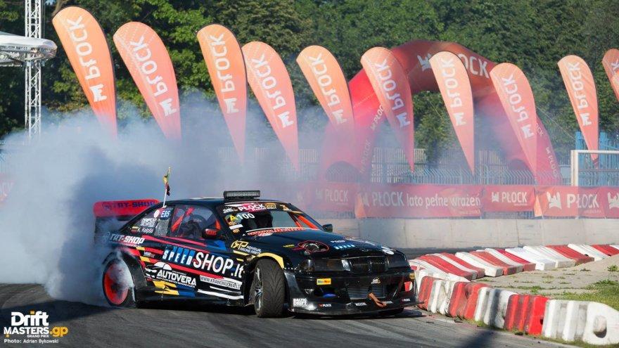 """Trečiasis """"Drift Masters GP"""" etapas Lenkijoje"""