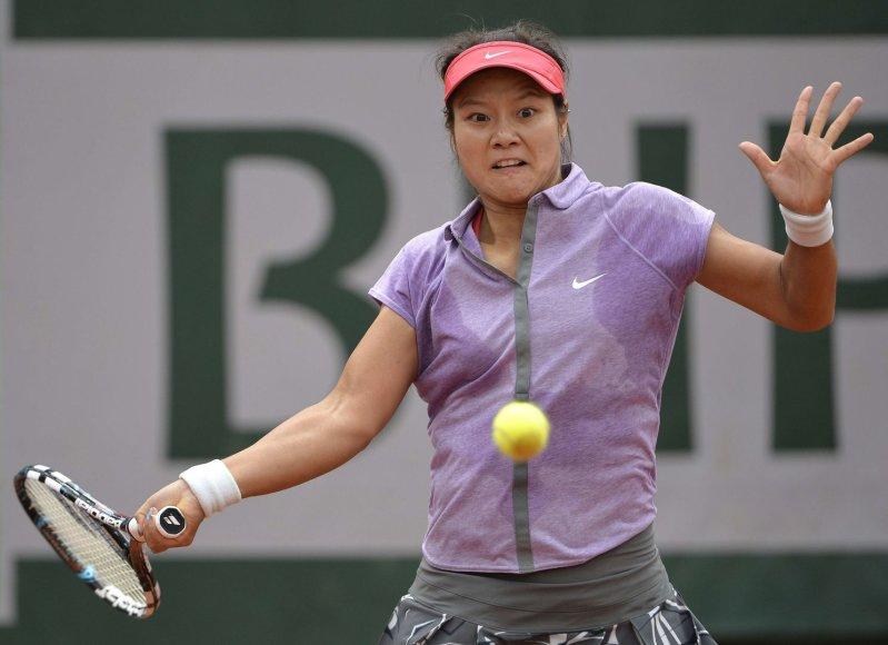 tenisininkė Li Na