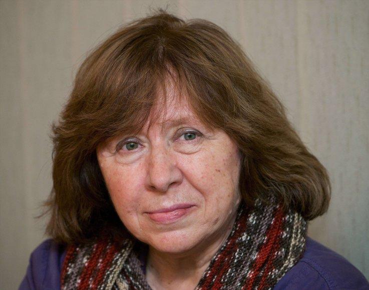 Svetlana Aleksijevič