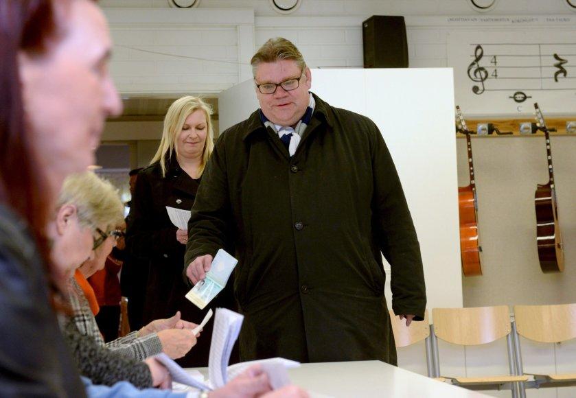 Rinkimai Suomijoje