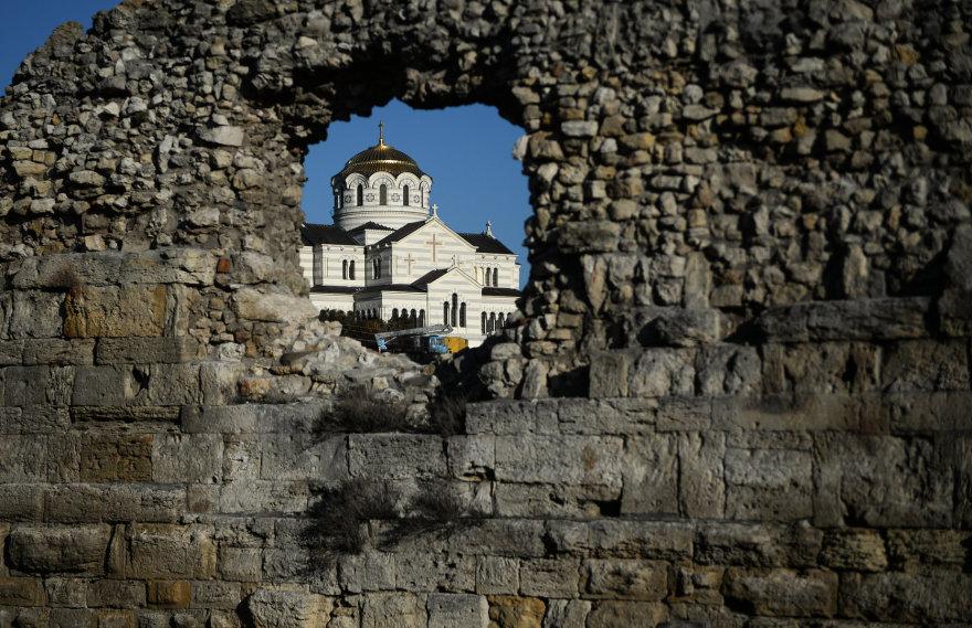 Krymas po Rusijos įvykdytos okupacijos