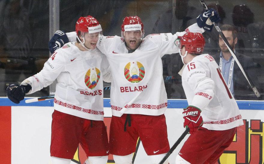 Baltarusija iškovojo mažai guodžiantį tašką