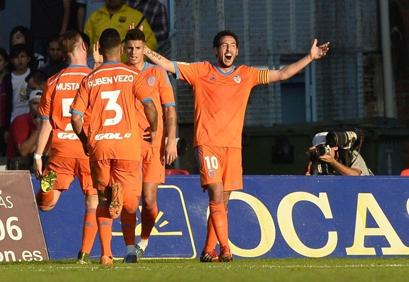 """Valencia"" futbolininkai"