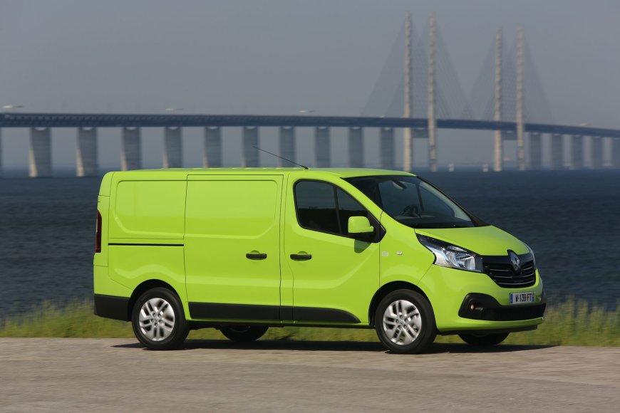 """Renault Trafic"""