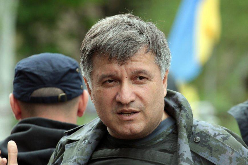 Arsenas Avakovas