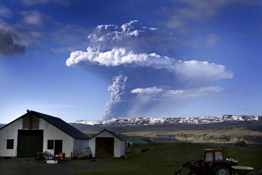 Ugnikalnis Islandijoje