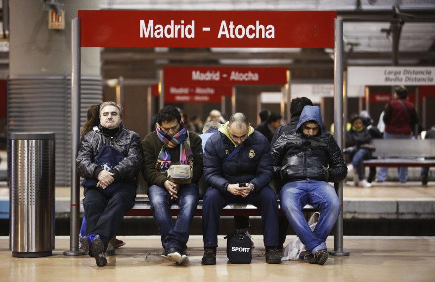 Madrido Atočos traukinių stotis