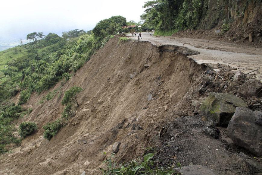 Nuošliauža Kolumbijoje