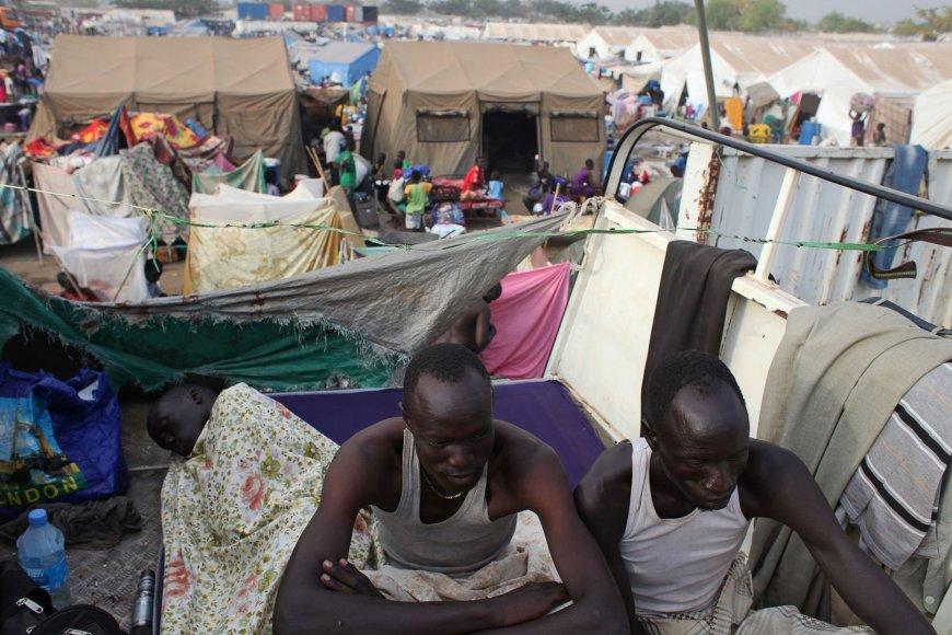 Žmonės Pietų Sudane