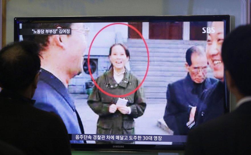 Kim Jong Uno sesuo Kim Jo Jong