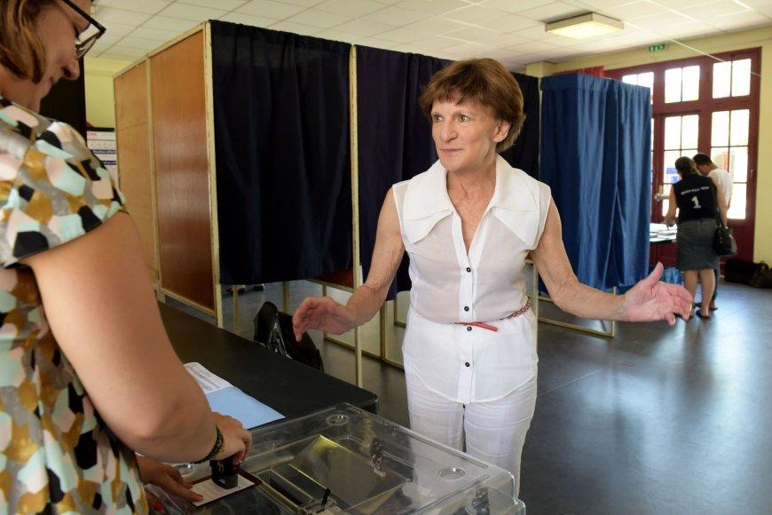 Rinkimai Prancūzijoje