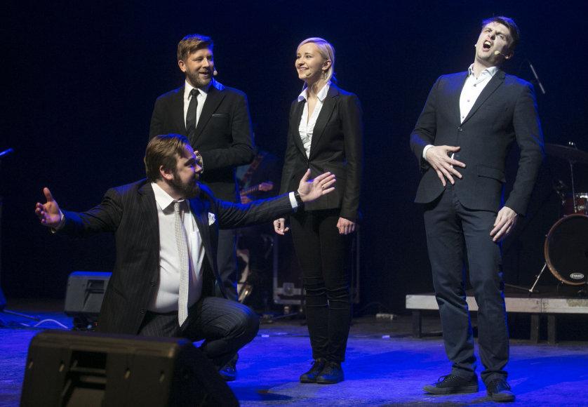 """Vilnius Comedy Fest"" renginys"