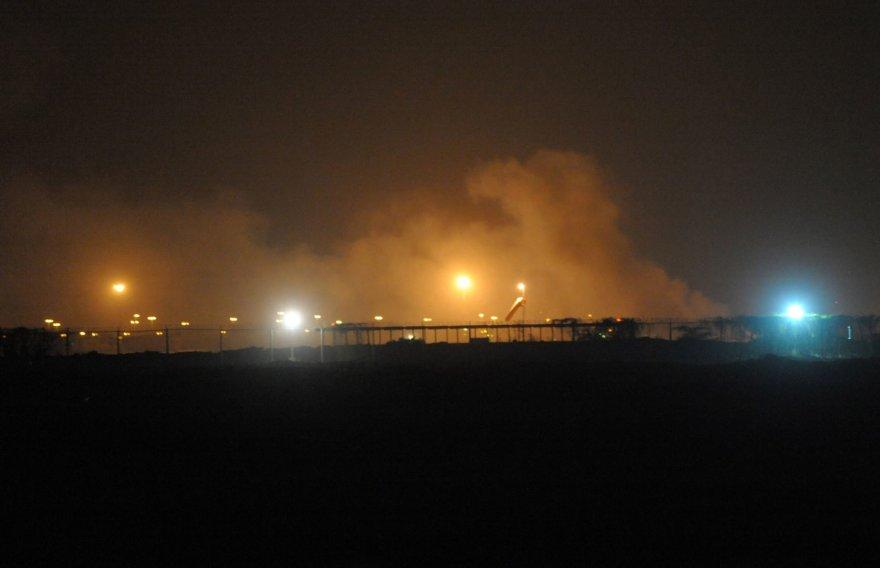 Karačio oro uoste siautėjo ginkluoti užpuolikai