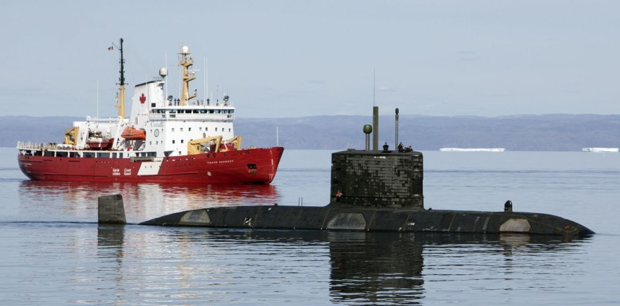 Kanados laivynas