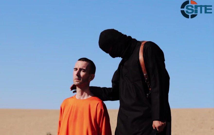 Brito Davido Haineso egzekucija