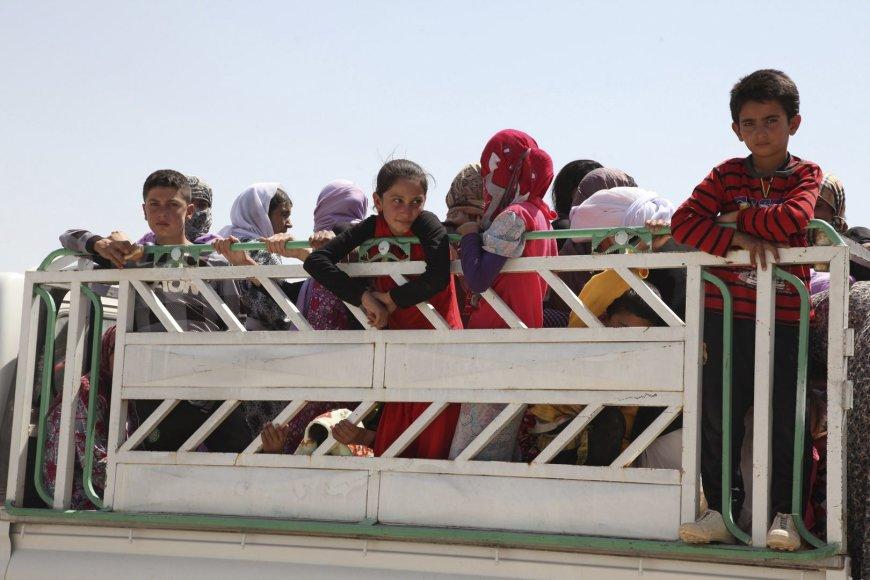 Vaikai Irake