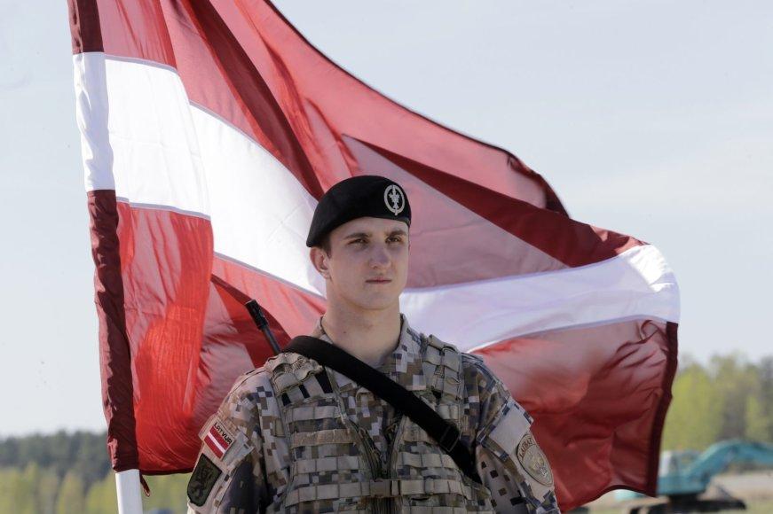 Latvijos karys