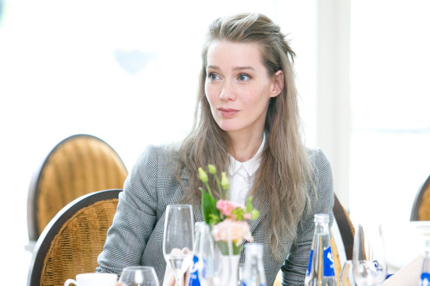 Eglė Grėbliauskaitė-Tursienė