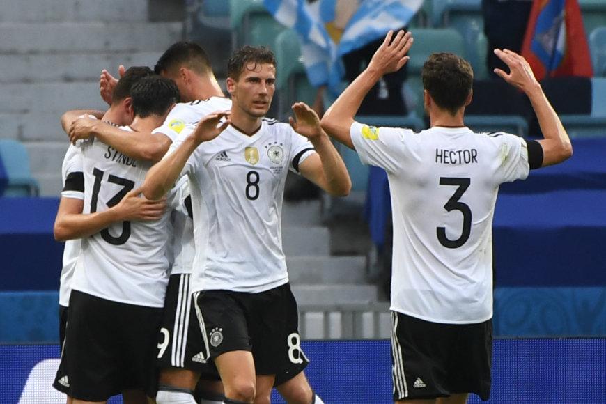 FIFA Konfederacijų taurė: Vokietija – Australija