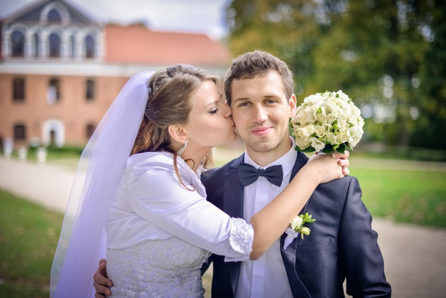 Martynas Beinaris ir Skaistė Jegelevičiūtė