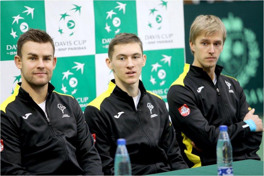 Laurynas Grigelis, Tadas Babelis ir Lukas Mugevičius