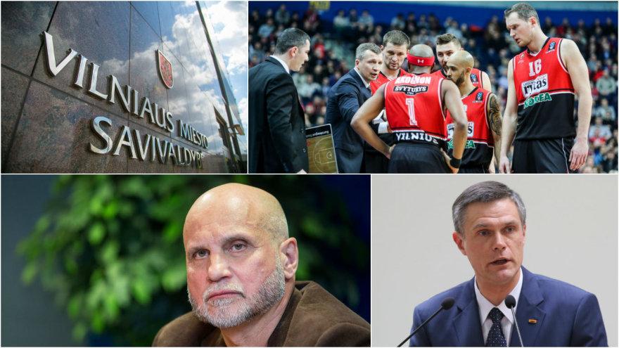 """Vilniaus miesto parama sudarys daugiau nei pusę """"Lietuvos ryto"""" biudžeto"""