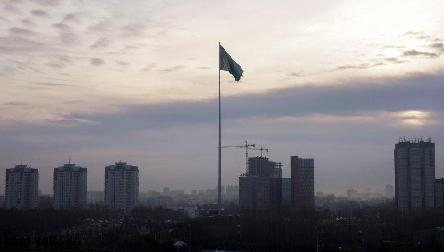 Kazachstano sostinė Astana