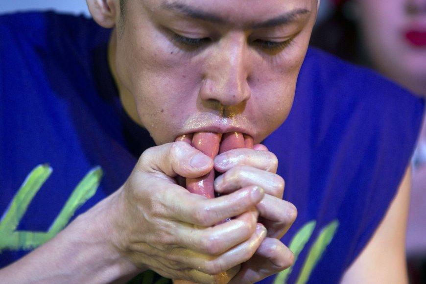 Dešrainių valgytojas