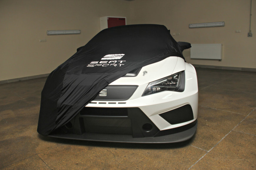 """""""Seat Leon Cup Racer TCR"""" pristatymas"""