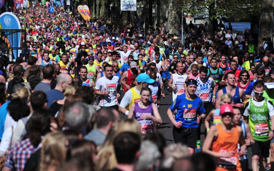 Londono maratonas