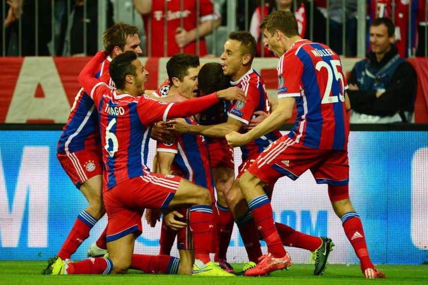 """Bayern"" – ""Porto"""