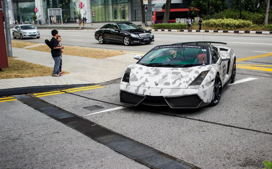 """Singapore Exotic Cars Club"""