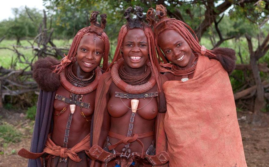 Hinba genties moterys