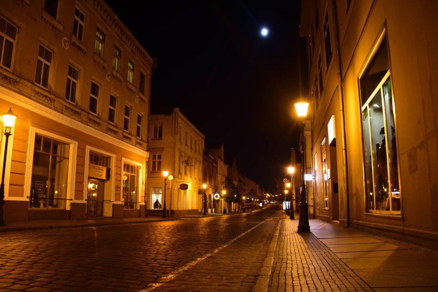 Naktinė Klaipėda